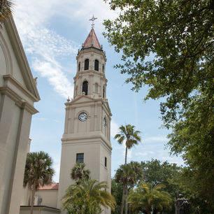 Amerika-St-Augustine-Kerk