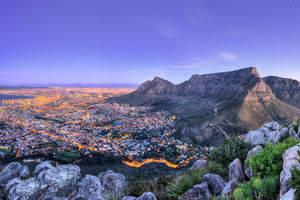 Mijn favoriete stad Kaapstad