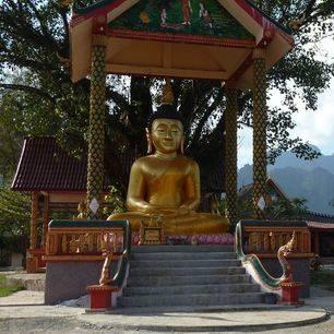 Laos-Boeddha