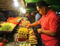 Nachtmarkt en Streetfood