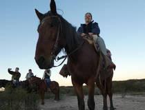 Paardrijden en asado met gaucho's