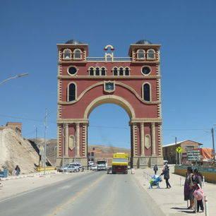 Arch-Potosi-Bolivia