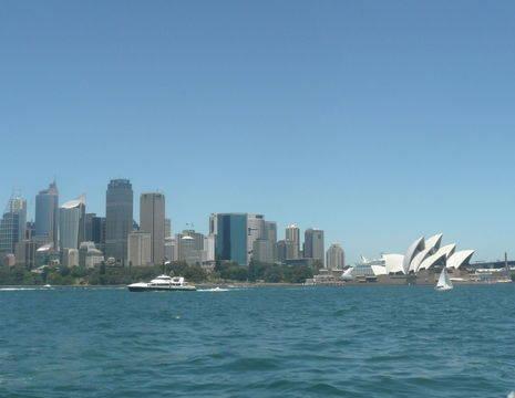 Australie-Sydney-skyline-opera-house