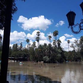 Park San Martin, Salta