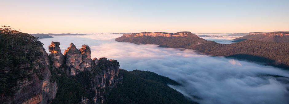 Australie-Blue-Mountains-mist