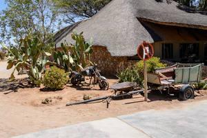 Excursies Namibië