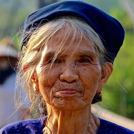 Portret uit Noord Vietnam