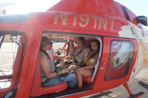 Helikopter North Canyon Tour