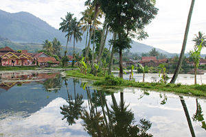 Garut: Garut en de Papandayan vulkaan