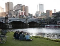 Fietstocht Melbourne