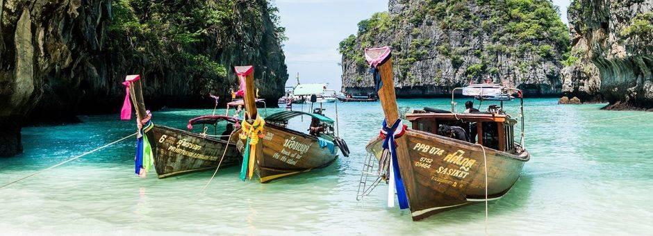 Thailand-Phuket-Visserboten