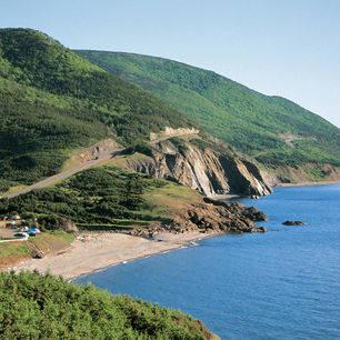 Canada-Cape-Breton-Kust