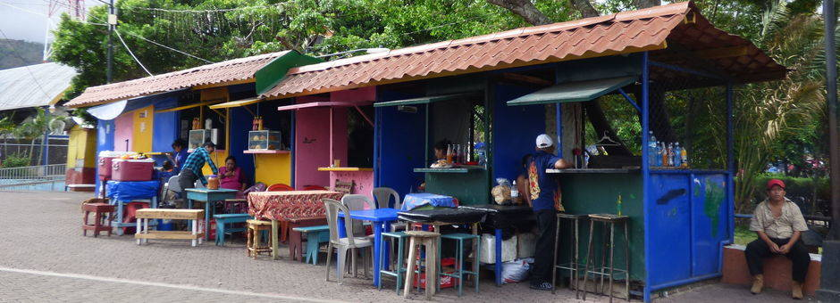 Nicaragua-Matagalpa-restaurant