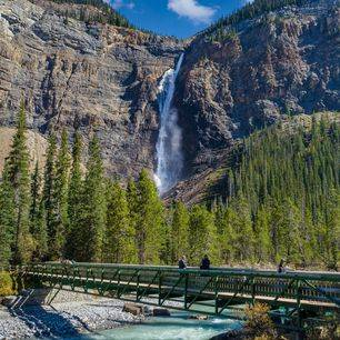 Canada-Yoho-Waterval