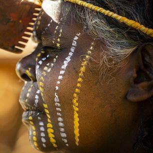 Australie-Darwin-Aboriginal