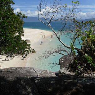 Australie-Fitzroy-Island-uitzicht