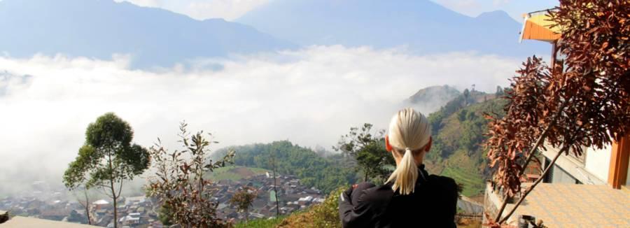 Diëng Plateau, Indonesië