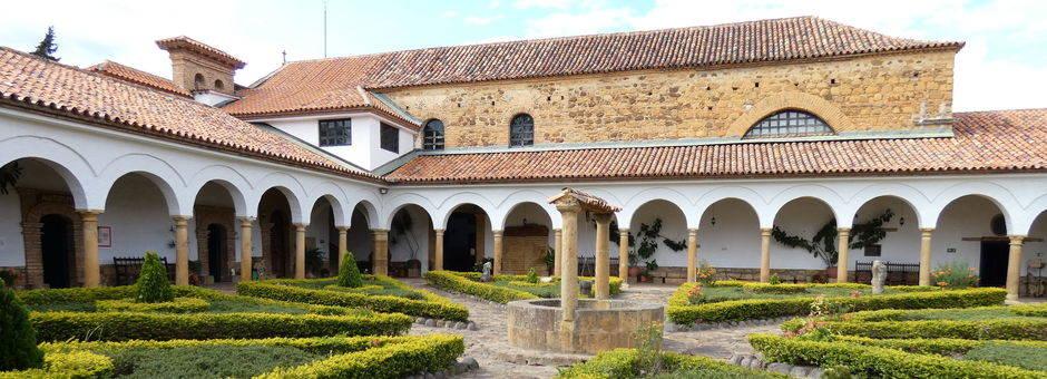 Colombia-Villa-de-Leyva-Dominicaans-Klooster-9