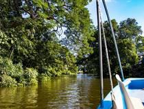 Boottocht Las Isletas
