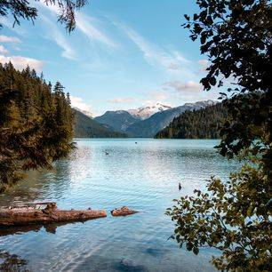 Canada-Whistler-Omgeving