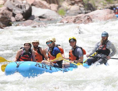 Verenigde-Staten-Colorado-Springs-Bighorn-Sheep-Canyon