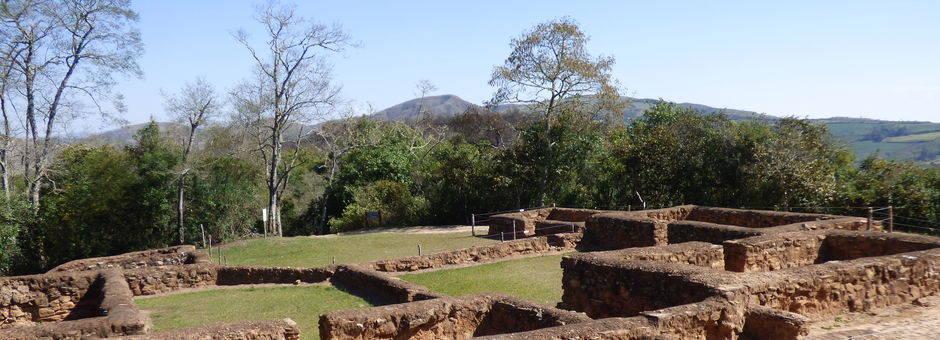 Opgraving El Fuerte in Samaipata - Bolivia