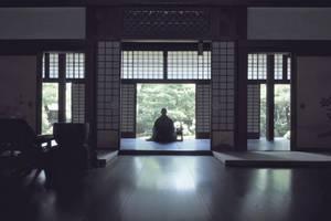 Meditatie in Kyoto