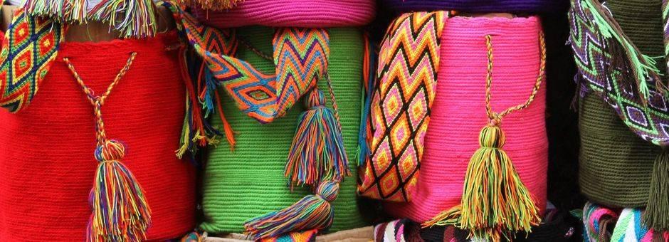 Colombia-Cartagena-Mochilas