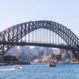 Australie-Sydney-Harbor-Bridge-2