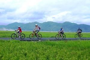 Tomohon: Diverse fietstochten