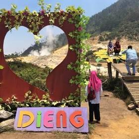 Diëng Plateau, wonosobo