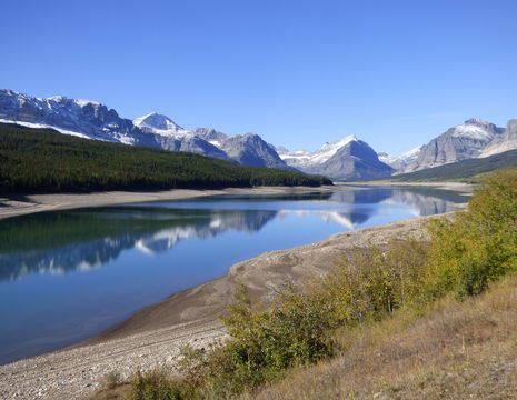 Verenigde-Staten-Rockies-Glacier-NP-meer