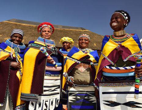 Panoramaroute Ndebele cultuur mensen (7)_1