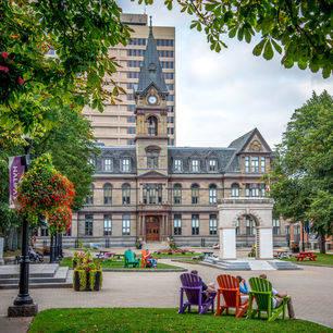 Canada-Halifax-Historisch