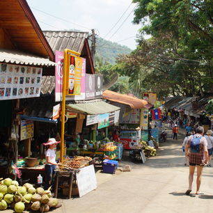 Laos-Luang-Prabang-Straten