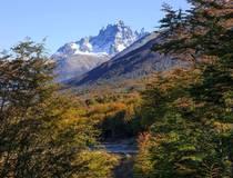 Mountainbiken in Cerro Castillo National Park