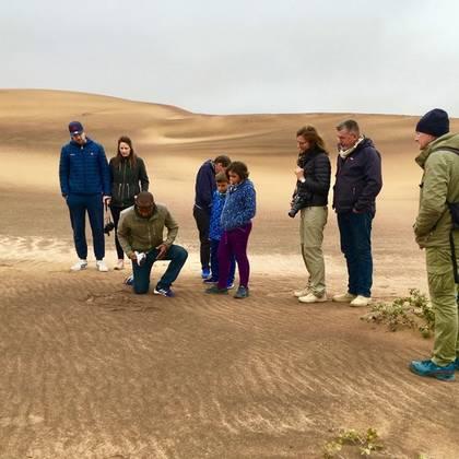 Living Desert Tour in Namibië