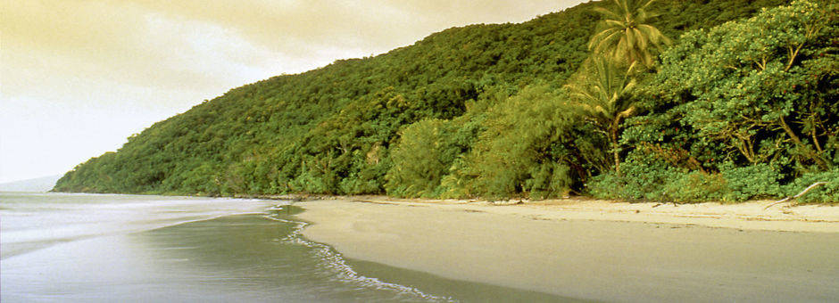 Australie-Cape-Tribulation-Beach-ongerepte-stranden