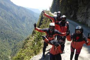 Mountainbiketour Death Road
