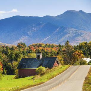 Amerika-Green-Mountains