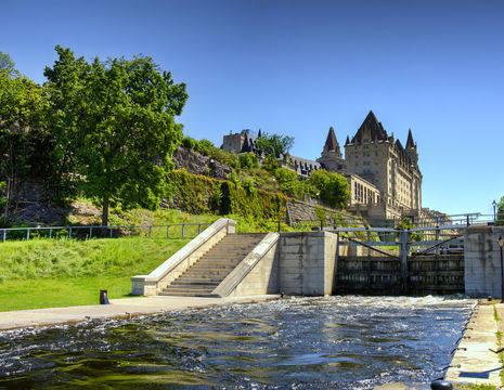 Canada-Ottawa-Rideau-Canal_3_495862