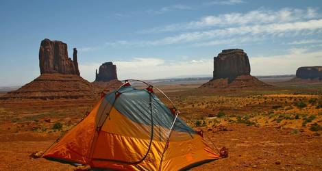 Amerika-Monument-Valley-Tent1