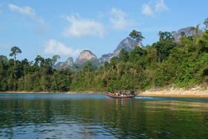 Dagtocht naar het Cheow Lan Meer