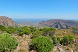 Zuid-Afrika-Marakele-Uitzicht