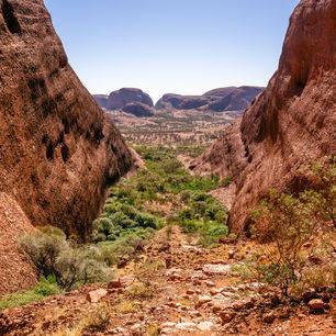 Australie-Ayers-Rock-Koepels-Kata-Tjuta