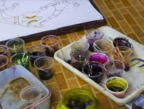Jogyakarta: Batikworkshop
