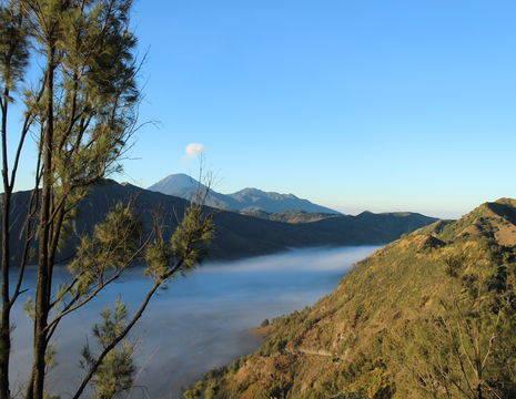 De Bromo Vulkaan op Java