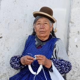Portret uit Peru