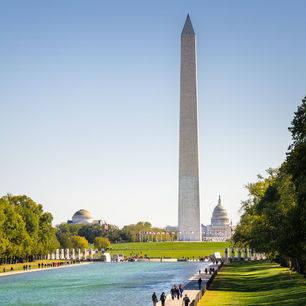 Amerika-Washington-DC-Monument