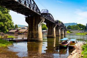 Steden en plaatsen Thailand